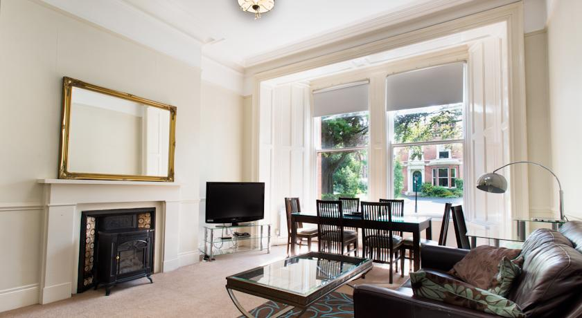 Victoria Apartments Belfast Self Catering